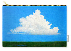 Cloud Over Wetlands Carry-all Pouch