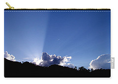 Cloud Rays Carry-all Pouch