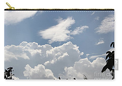 Clouds 2 Carry-all Pouch