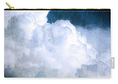 Clouds And Ice Carry-all Pouch