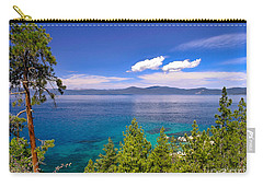 Clouds And Silence - Lake Tahoe Carry-all Pouch