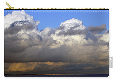 Clouds Over Portsmouth Carry-all Pouch by Tony Murtagh