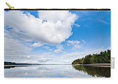 Clouds Reflected In Puget Sound Carry-all Pouch