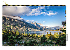 Clouds Roll In Carry-all Pouch by Aaron Aldrich
