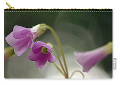 Clover Bells Carry-all Pouch by Greg Allore