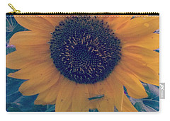 Carry-all Pouch featuring the photograph Co-existing by Thomasina Durkay