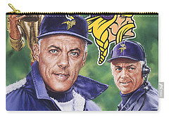 Coach Bud Grant Carry-all Pouch