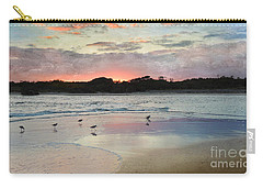 Coastal Beauty Carry-all Pouch by Betty LaRue