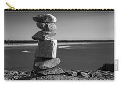 Coastal Cairn Carry-all Pouch