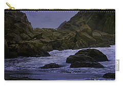 Coastal Moods Moonglo Carry-all Pouch by Diane Schuster