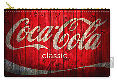 Coca Cola Barn Carry-all Pouch by Dan Sproul