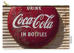 Coca Cola Sign   #0636 Carry-all Pouch