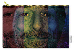 Carry-all Pouch featuring the photograph Coca In  One by Sir Josef - Social Critic - ART