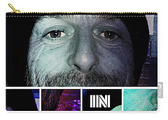 Carry-all Pouch featuring the photograph Coca In Part 3 by Sir Josef - Social Critic - ART