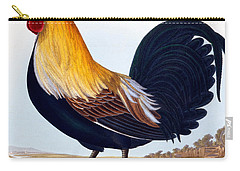 Cock Carry-all Pouch by CLE Perrott