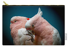 Cockatoos Carry-all Pouch