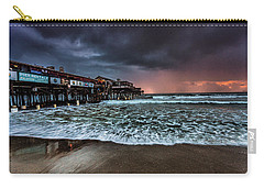 Cocoa Sunrise Carry-all Pouch by Steven Reed