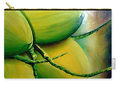 Coconut In Bloom Carry-all Pouch