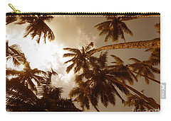 Coconut Palms Carry-all Pouch