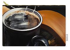 Coffee Break Carry-all Pouch by Dani Abbott