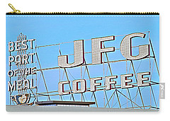 Coffee Sign Carry-all Pouch