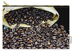 Coffee Unmilled  Carry-all Pouch