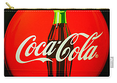 Coke Top Carry-all Pouch