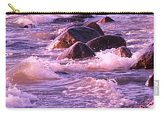 Cold Lake Rolls Carry-all Pouch