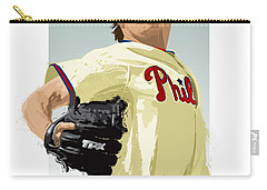 Cole Hamels Carry-all Pouch