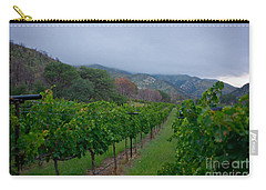 Colibri Vineyards Carry-all Pouch