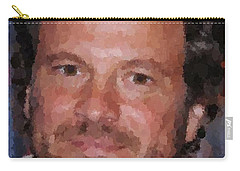 Colin Firth Portrait Carry-all Pouch