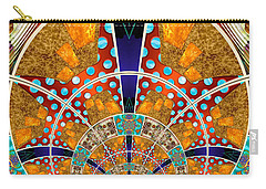 Collective 01 Of 26 Carry-all Pouch by Wendy J St Christopher