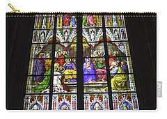 Cologne Cathedral Stained Glass Window Of Pentecost Carry-all Pouch
