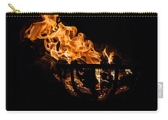 Fire Cresset Two Carry-all Pouch