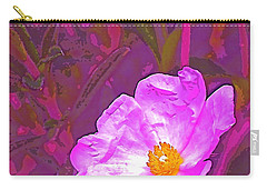 Carry-all Pouch featuring the photograph Color 2 by Pamela Cooper