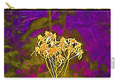 Carry-all Pouch featuring the photograph Color 5 by Pamela Cooper