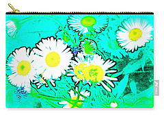 Carry-all Pouch featuring the photograph Color 7 by Pamela Cooper