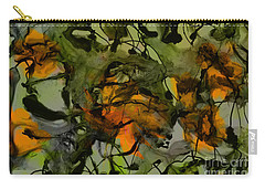 Color Abstraction Xvii Carry-all Pouch