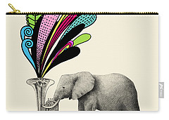 Color Burst Carry-all Pouch by Eric Fan