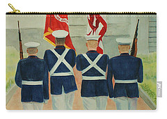 Color Guard Carry-all Pouch