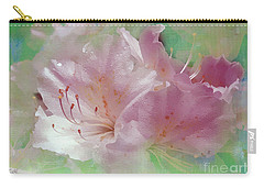 Color Me Softly Carry-all Pouch by Sami Martin