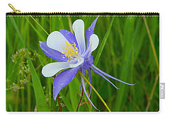 Colorado Columbine Carry-all Pouch