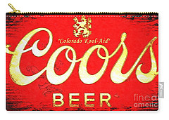 Colorado Kool-aid Carry-all Pouch by Barbara Chichester