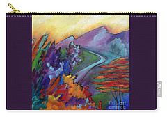 Colordance Carry-all Pouch by Elizabeth Fontaine-Barr