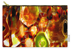 Colorful Abstract Carry-all Pouch
