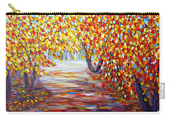 Colorful Autumn Carry-all Pouch