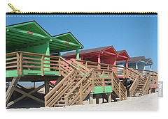 Colorful Cabanas Carry-all Pouch