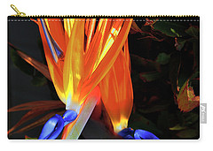 Carry-all Pouch featuring the photograph Colorful California Morning by Clayton Bruster