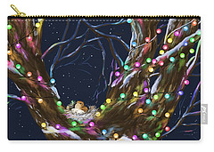 Colorful Christmas Carry-all Pouch