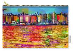 Colorful Coney Island Carry-all Pouch